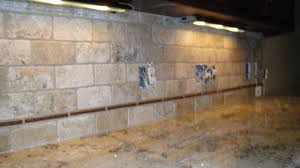 Stone Tile Kitchen Backsplash by Plain Charming Stone And Glass Backsplash Tiles Glass Mosaic Tile