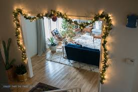 Homes Decorated For Christmas Simple Christmas Home Decor And 600 Giveaway Bigger Than The