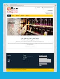 Home Hardware Home Design Centre Website Design Hardware Retail Nanaimo Vancouver