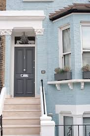 Grey House Paint by Top 25 Best Masonry Paint Ideas On Pinterest Painting Brick