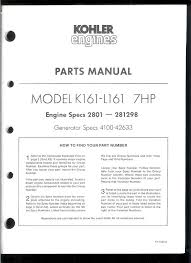 7hp kohler ignition wiring diagram briggs and stratton 18 hp