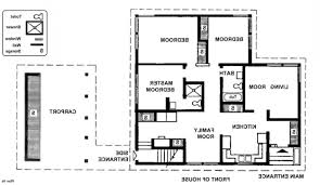 crafty inspiration 14 luxury bungalow house floor plans plan house