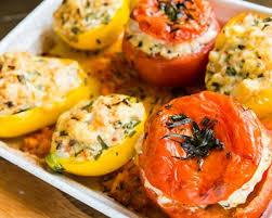 recette farci de légumes