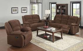 Cheap Sofa And Loveseat Sets For Sale Contour Espresso Brown Reclining 3 2 Seater Leather Sofa Set And