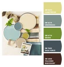 nature inspired color palettes green palette granny smith and