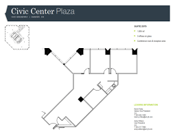lease office space in civic center plaza on 1560 broadway st in
