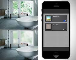 digital window sonte film wi fi digital window shades hiconsumption