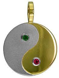 custom pendants yin yang custom pendant bijoux extraordinaire