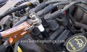 part 4 how to test the coil pack ford 3 0l 3 8l 4 0l 4 2l