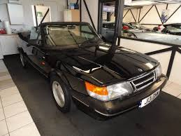 saab 900 convertible used black saab 900 for sale essex
