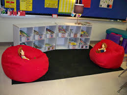 comfy library chairs a new teacher gets a classroom makeover debbie diller