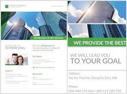 real estate corporate flyer template flyerheroes