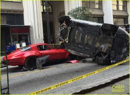 fast and furious cars vin diesel vin diesel flexes his muscles on u0027fast 8 u0027 set photo 3706301