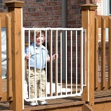 Baby Gate For Banister And Wall Cardinal Gates Stairway Special Outdoor Child Safety Gate
