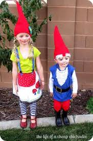Cheap Halloween Costume Ideas For Kids Custom Travelocity Garden Gnome Halloween Costume Halloween