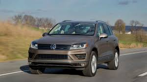 volkswagen touareg axed from u s lineup report says the drive
