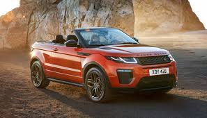 evoque land rover convertible the pros and cons of owning a soft top range rover evoque convertible