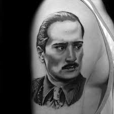 70 portrait tattoos for men realistic design ideas