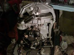 just inherited grandfathers 1956 evinrude 35 hp i know nothing