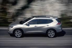 silver nissan rogue 2014 electric nissan juke and x trail are on the table small ev under