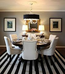 black and white dining room ideas dining room design black and white table my interior