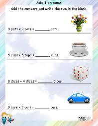 word problems u2013 grade 1 math worksheets