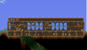 what is your building style terraria community forums