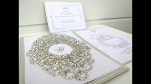 unique handmade wedding invitations youtube
