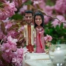 traditional indian wedding favors custom indian wedding cake toppers traditional hindu attire cake