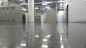 Sandpaper For Concrete Floor by Polished Concrete Blog Marbleshooters