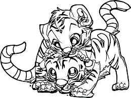 snow tiger coloring page tiger coloring page edge printable pictures of tigers tiger coloring