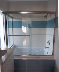 Tub Glass Doors Frameless by Sliding Door Shower Door King Shower Door Installations