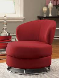 Bright Armchair Red Armchair Attracts The Attention Hum Ideas
