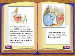 mr mcgregor s garden rabbit the tale of rabbit beatrix potter once upon a time there were