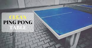 tennis table near me how to clean a ping pong table at home using homemade cleanser