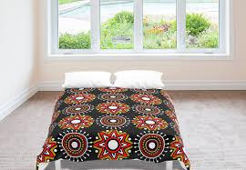 Unique Duvet Covers Queen African Bedding African Art Design Duvet Cover Unique