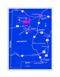 Map Of Albuquerque New Mexico by Directions And Maps U2014 Science Website