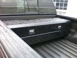 tool boxes ford trucks tool boxes flush truck bed tool boxes toolbox or no toolbox that