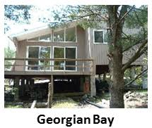 Cottages For Sale Muskoka by Waterfront Real Estate Specialist Parry Sound Muskoka Georgian Bay