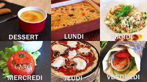 cuisine à emporter 5 plats légers à emporter au travail instant cuisine