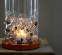 Christmas Lights In A Vase 20 Brilliant Ways To Repurpose Lightbulbs Brit Co