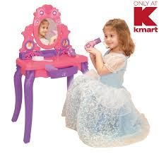 Disney Princess Vanity And Stool Just Kidz Vanity Table