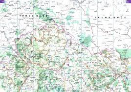 Northeast Map Northeast Maps Vietnam Transportation Hagiang Tuyenquang Caobang