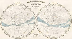 Map Of Constellations File 1878 Migeon Map Of The Stars And Constellations