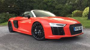 Audi R8 Modified - a weekend in an audi r8 v10 spyder top gear