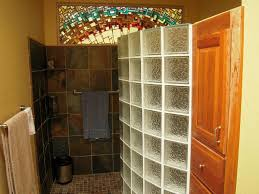 glass block bathroom ideas bathroom exquisite bathroom designs from photos of glass block