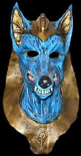 Anubis Halloween Costume Halloween Masks