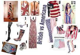 Uk Flag Dress Annie Million Britain Vs America