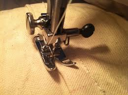 Awning Sewing Machine How To Sew A Flat Felled Seam Making A Shade Canopy Sewing