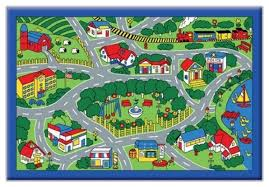 Childrens Area Rugs City Rug For Roselawnlutheran